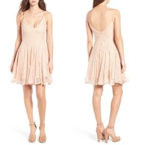 NWOT KEEPSAKE THE LABEL Above The Water Lace Dress
